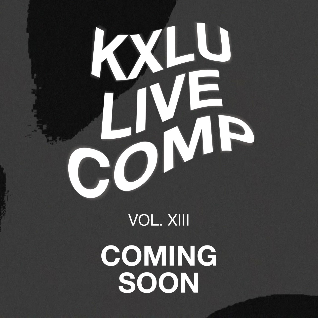 $35 Donation - KXLU Live Compilation Vol. 13 Vinyl Record Thank You Gift