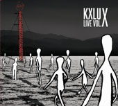 $35 Donation - KXLU Live Compilation CD Vol. 10 Thank You Gift